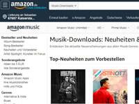 Musik als MP3-Datei runterladen