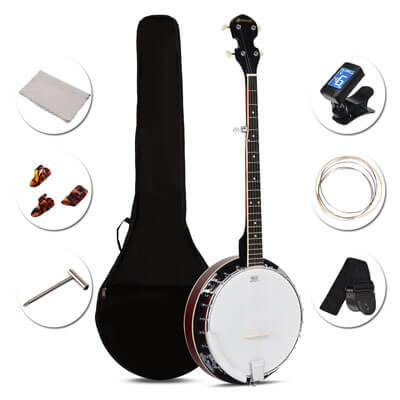 Banjo für Anfänger