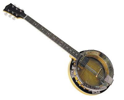 Banjo für Verrückte