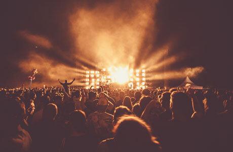 Konzerte in Deutschland