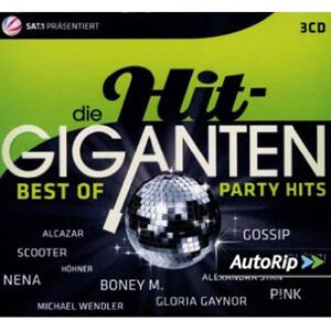 Die Hitgiganten Party Musik