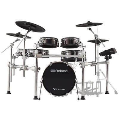 E-Drum Set für Verrückte