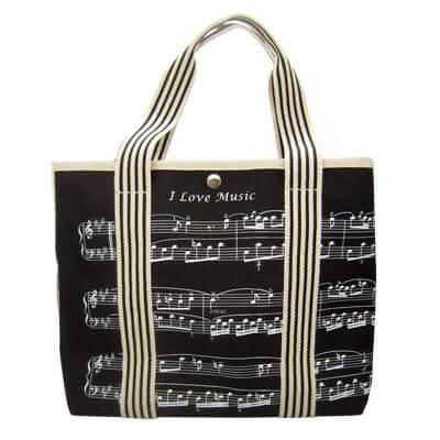 Tasche für Musiker & Musikerinnen