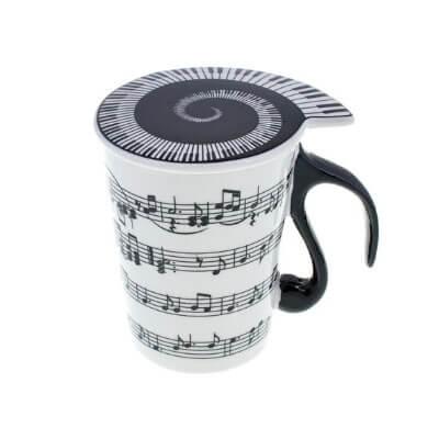 Tasse für Musiker & Musikerinnen
