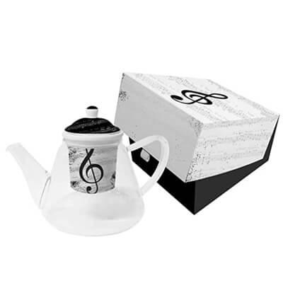 Teekanne für Musiker & Musikerinnen