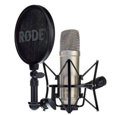 Mikrofone zum Aufnehmen 1