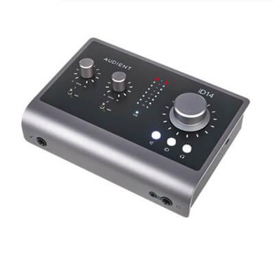 USB Audio Interface 3