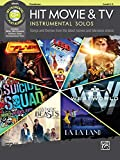 Hit Movie & TV Instrumental Solos: Songs and Themes from the Latest Movies and Television Shows (incl. CD): Songs and Themes from the Latest Movies and Television Shows (Trombone), Book & CD