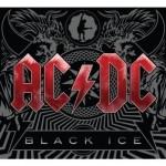 Das Cover von Black Ice der Band AC/DC