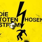 Cover zu der Single Strom von den Toten Hosen