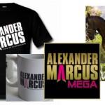 Alexander Marcus Fanpaket