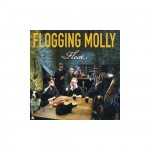 Das Cover von Flogging Molly zu Float
