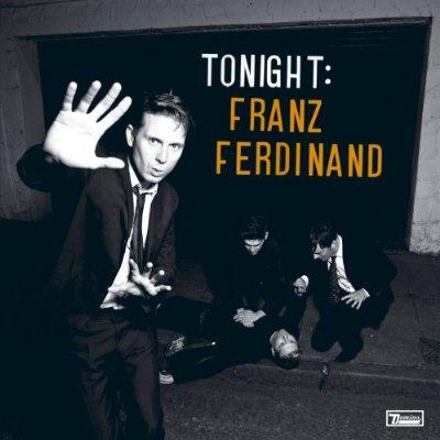 Das Cover zu Tonight von Franz Ferdinand