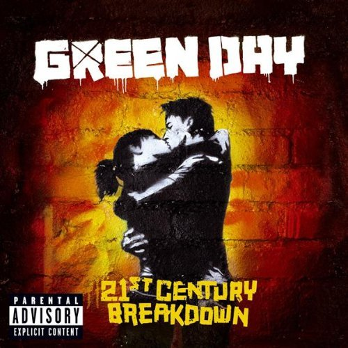 Green Day Cover zu 21st Century Breakdown