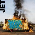 Das Jet-Cover von Shaka Rock