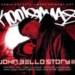 Kool Savas auf dem Cover von John Bello Story 3