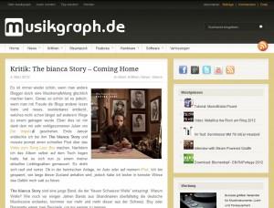 Kritik zu The bianca Story