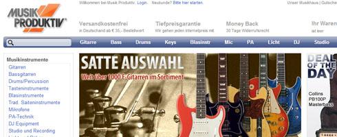 musik-produktiv.de