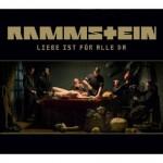 Cover von Rammstein zu Liebe ist für alle da