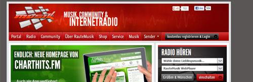 Rautemusik Internetradio