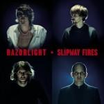 """Razorlight auf dem Cover von """"Slipway Fires"""""""