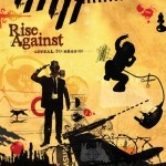 Apeal to Reason Cover von Rise Against