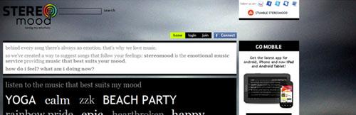 Stereomood - Radio je nach Stimmung