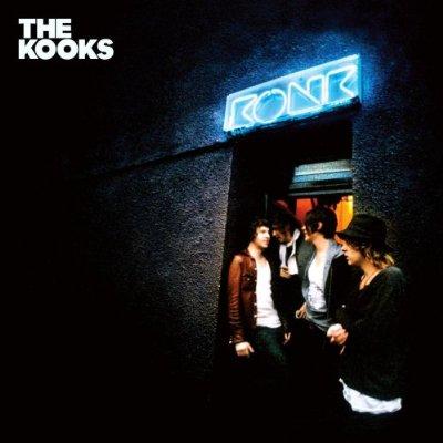 The Kooks auf dem Cover zu Konk