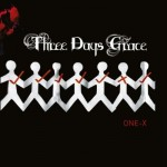 Cover von Three Days Grace mit dem Album One X