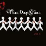 Cover von Three Days Grace mit dem Album One X